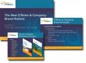 Brand report example