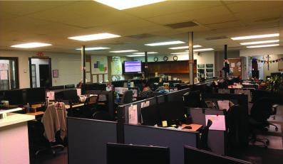 Cypress Customer Service Center, Hemet, CA